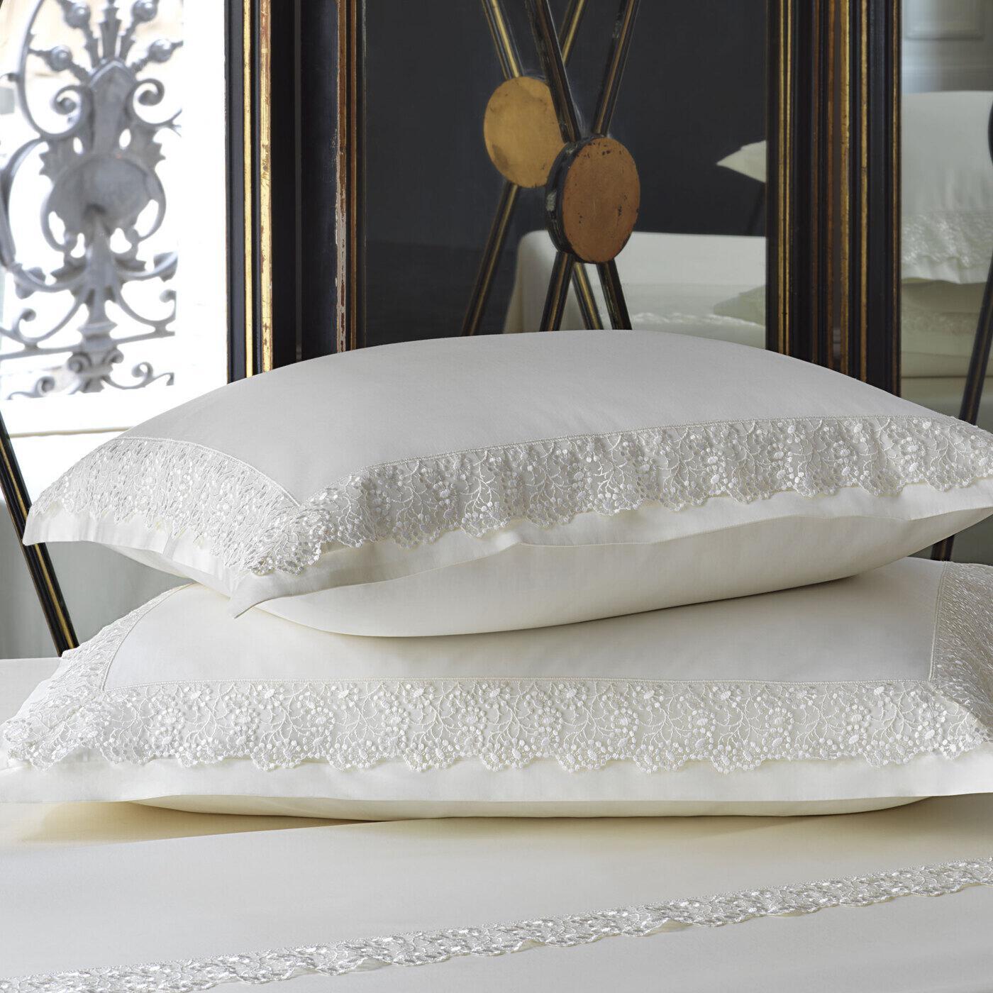 linge de lit bain et decoration haut